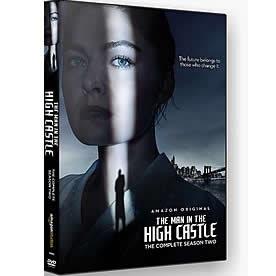 BUY The Man In the High Castle Season 2 DVD Australia