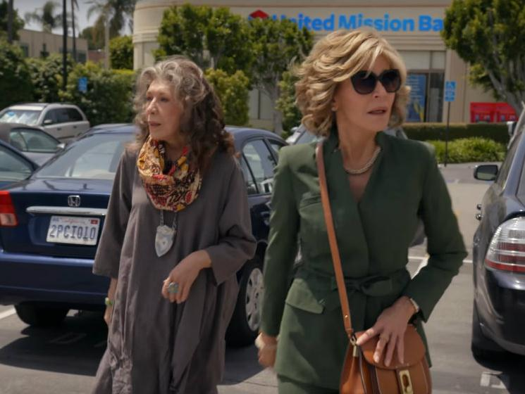 Where to buy Grace And Frankie Season 3 in Australia