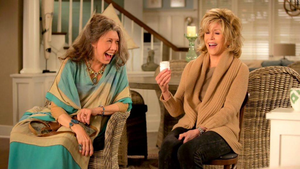 Where to buy grace and frankie season 4 in australia