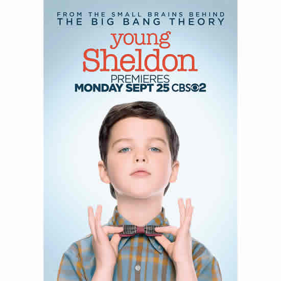 BUY: Young Sheldon - Season 1 on DVD in Australia