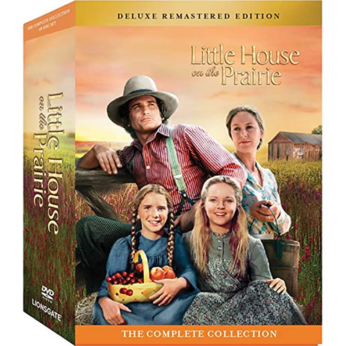 Little House on the Prairie Complete Series DVD Box Set