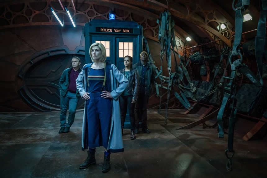 Best Place to Buy Doctor Who Season 11 DVD Australia