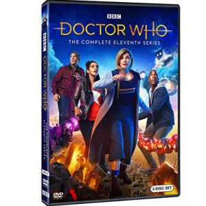 Doctor Who Season 11 DVD Australia (AU $27.79 Free Shipping)