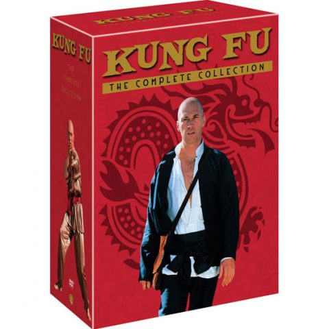 Kung Fu Complete Series DVD Box Set