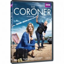 The Coroner Season 2 DVD Australia