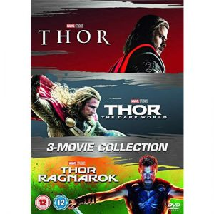 Thor 3-Movie Collection DVD Australia (AU $22.95 Free Shipping)