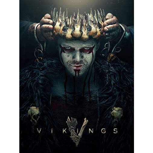 Vikings Season 5 Part 2 DVD Australia (AU $29.95 Free Shipping)