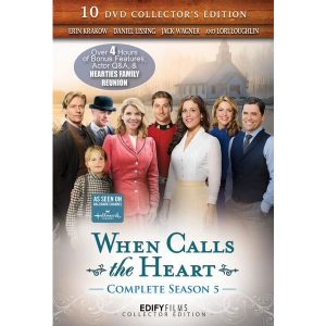 When Calls the Heart Season 10 DVD Australia (AU $36.95 Free Shipping Pre-Order)