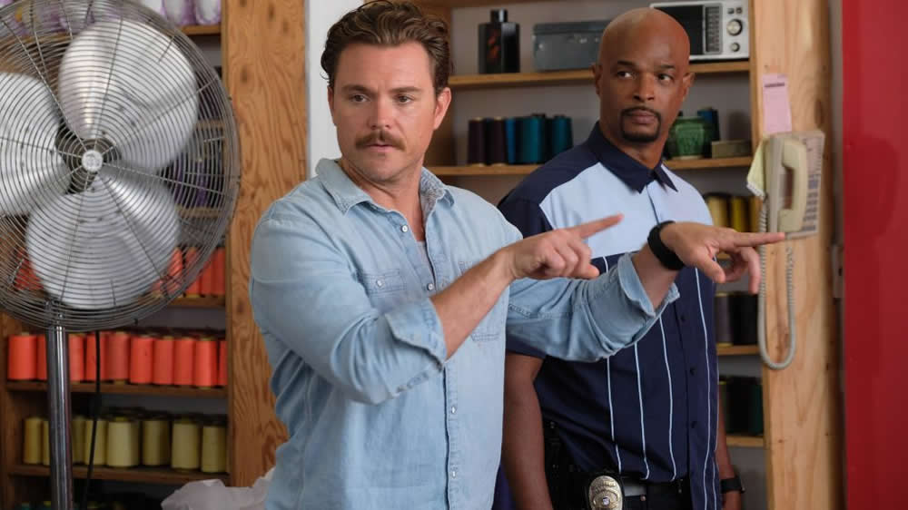 Review lethal weapon and MacGyvera 1980s remake the first of which was Chemistry