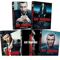 Ray Donovan Complete Series 1-5 Box Set DVD Australia (AU $72.95 Free Shipping)