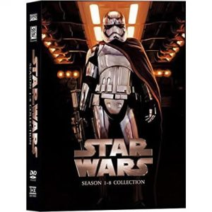 Star Wars Season 1-8 Collection DVD