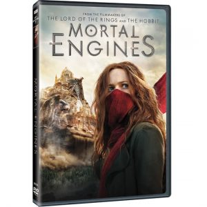 Mortal Engines DVD