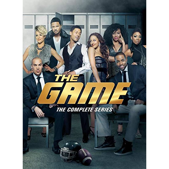 The Game Complete Series DVD Box Set
