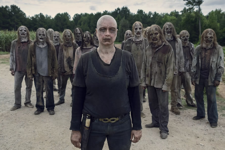 The Walking Dead: All named character deaths from season 9