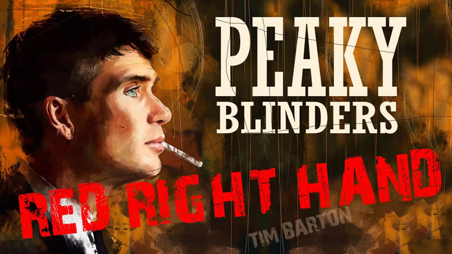 The Red Right Hand – in peaky blinders