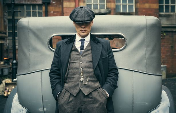 The Red Right Hand - in peaky blinders