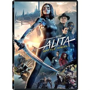 Alita: Battle Angel DVD