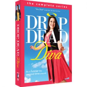 Drop Dead Diva Complete Series DVD Box Set