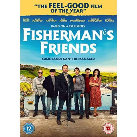Fisherman's Friends DVD