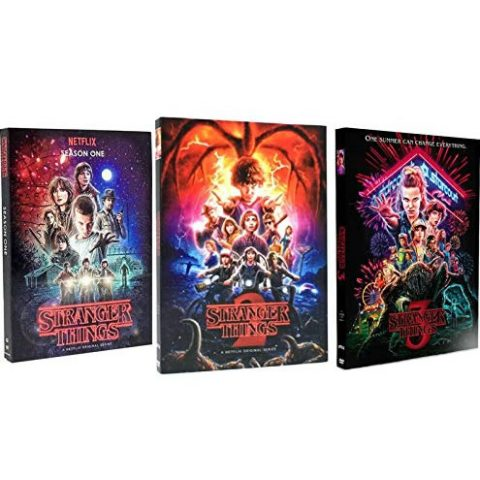 Stranger Things dvd