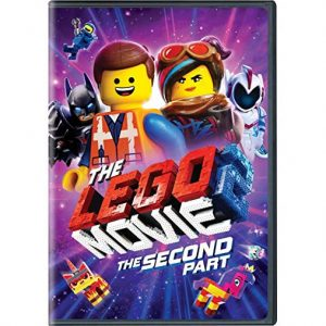 The LEGO Movie 2 Kids Movie DVD