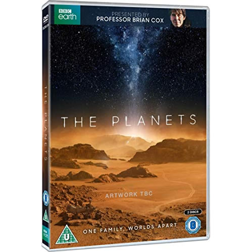 The Planets [BBC Earth] DVD