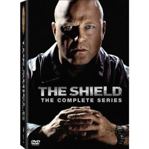 The Shield Complete Series DVD Box Set