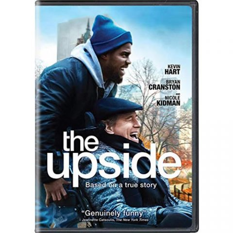 The Upside DVD