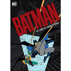 Batman: The Complete Animated Series Kids Movie DVD