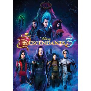 Descendants 3 Kids Movie DVD