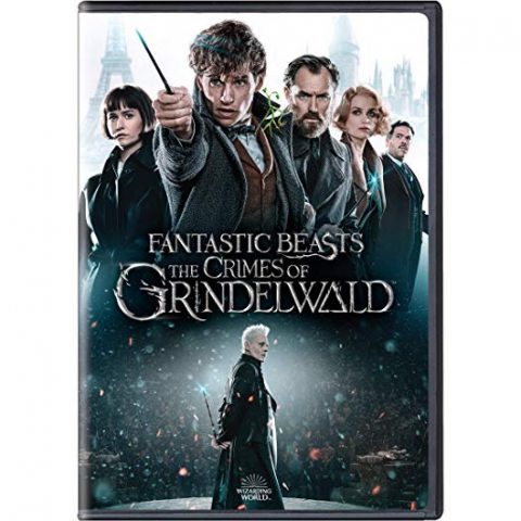 Fantastic Beasts: The Crimes of Grindelwald Kids Movie DVD