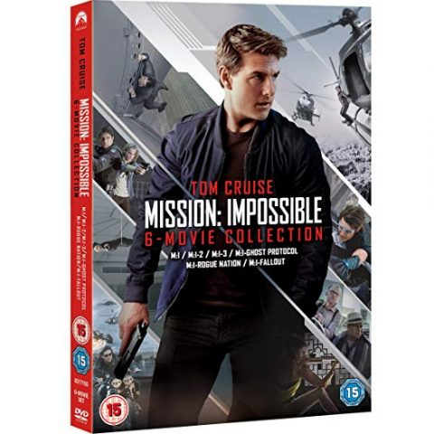 Mission: Impossible - 6 Movie Collection DVD