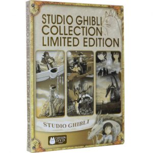 Studio Ghibli Collection Limited Edition Kids Movie DVD