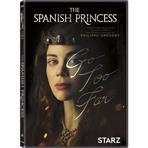 The Spanish Princess DVD
