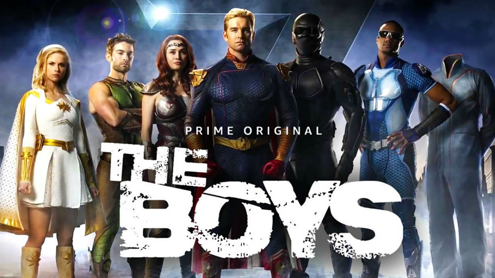 Amazon's The Boys: Season 1 Review