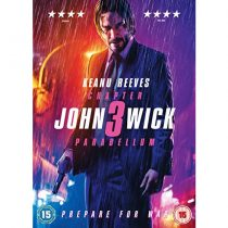 John Wick: Chapter 3 - Parabellum 2019 DVD
