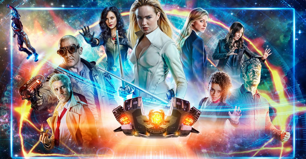 Legends of Tomorrow Season 4 Episode Guide