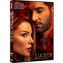Lucifer, Season 5 DVD