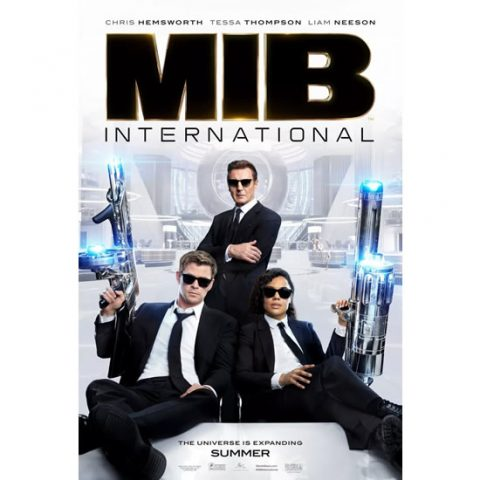 Men In Black: International DVD