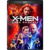 X-Men Dark Phoenix DVD
