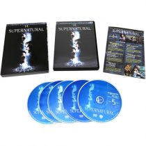 supernatural season 14 on dvd