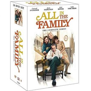 All in The Family Complete Series DVD Box Set For Sale