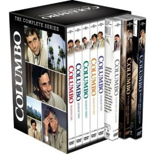 Columbo Complete Series DVD Box Set For Sale