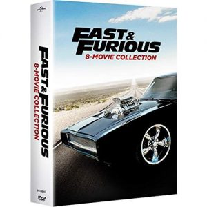 Fast & Furious 8-Movie Collection DVD For Sale