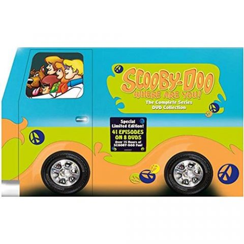 Scooby-Doo Where Are You Complete Series DVD Box Set For Sale