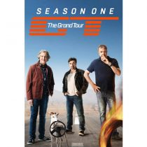 The Grand Tour Season 1 DVD For Sale