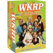 WKRP In Cincinnati Complete Series DVD Box Set For Sale
