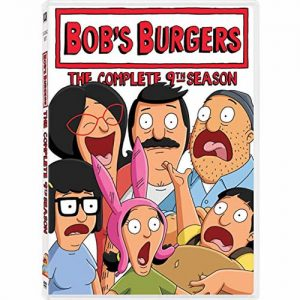 Bob's Burgers Season 9 DVD For Sale