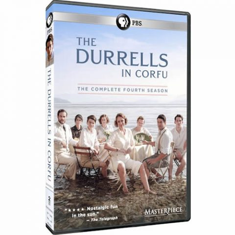The Durrells Season 4 DVD For Sale