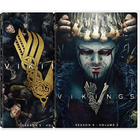 Vikings0.29 Season 5 DVD For Sale